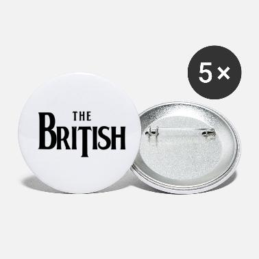British THE BRITISH - Small Buttons