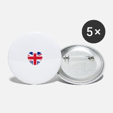 Great Britain Great Britain - Small Buttons