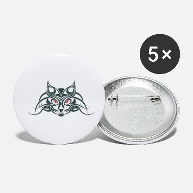 Killer Cat Killer cat - Small Buttons