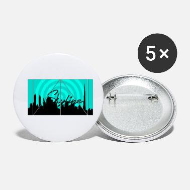 Skyline Skyline - Small Buttons