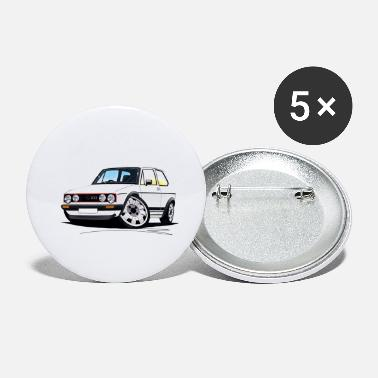 golf gti - Small Buttons