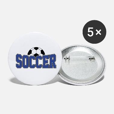 Soccer Ball Soccer Ball , Soccer Player, Soccer Ball - Small Buttons