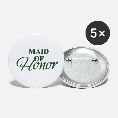 Maid Of Honor Maid of Honor - Small Buttons