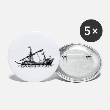 Maritime Galley - Small Buttons