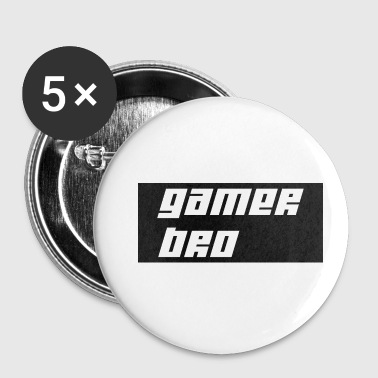 Gamer Bro - Small Buttons