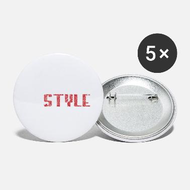 Agent Style Agents - Small Buttons