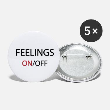 Feeling FEELINGS - Small Buttons