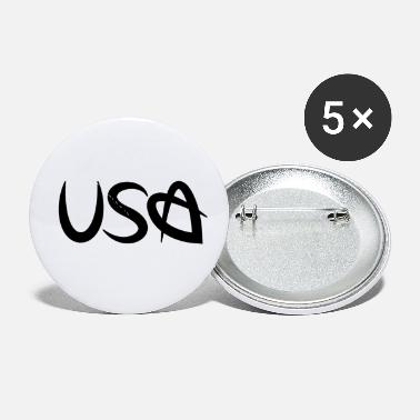 Schland USA LOGO - Small Buttons