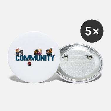 Communism community - Small Buttons