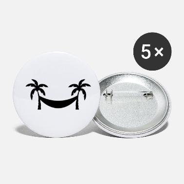 Beach beach - Small Buttons