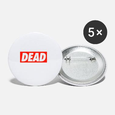 Dead DEAD - Small Buttons
