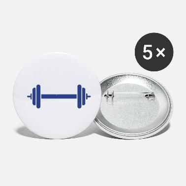 Weights Weights - Small Buttons