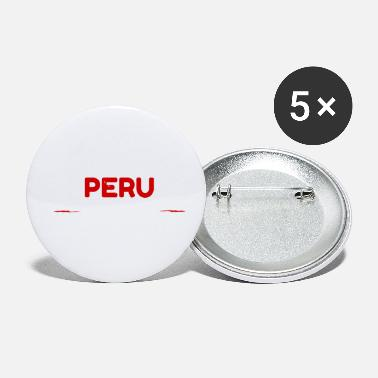 Motto PERU motto - Small Buttons