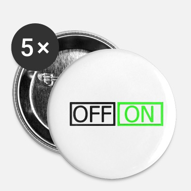 Off Off On - Small Buttons