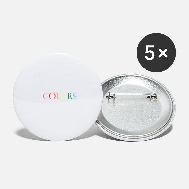 Color COLORS - Small Buttons