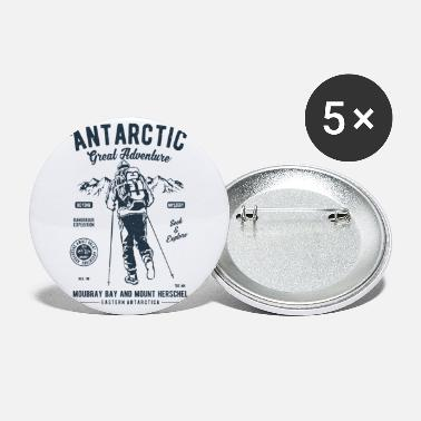 Antarctic Antarctic Adventure - Small Buttons