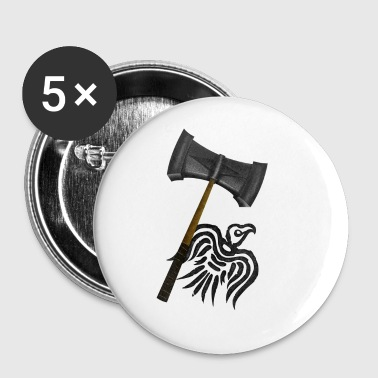 War Hammer Viking War Hammer - Small Buttons