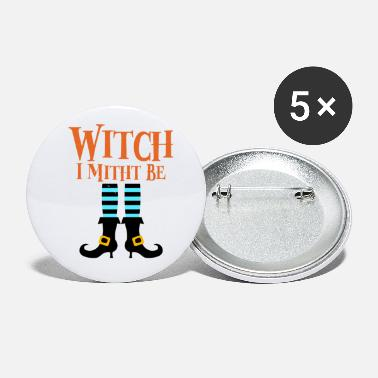 Witch Witch Witches - Small Buttons