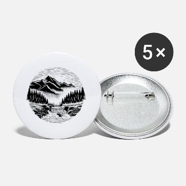 Wilderness Wilderness - Small Buttons