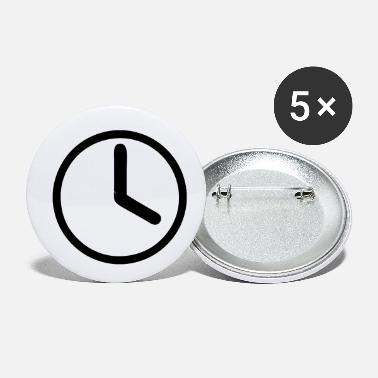 Clock clock - Small Buttons