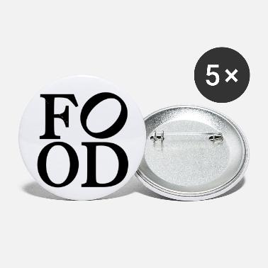 Food food - Small Buttons