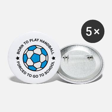 Handball handball - Small Buttons