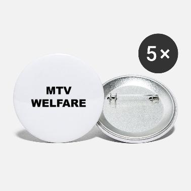 Mtv MTV Welfare - Small Buttons