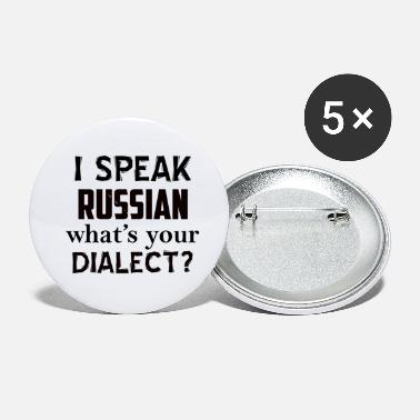 Russian RUSSIAN - Small Buttons