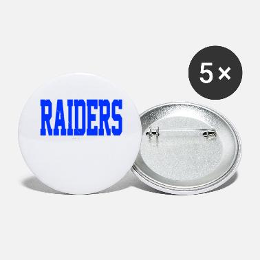 Raider Raiders - Small Buttons