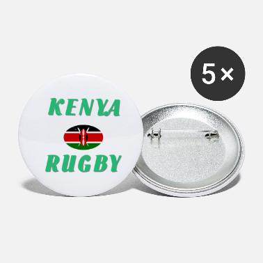 Kenya Kenya rugby - Small Buttons
