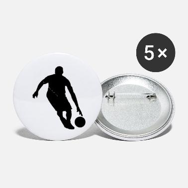 Basketball Player Basketball Player - Small Buttons
