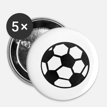 Soccer Ball Soccer Ball - Small Buttons