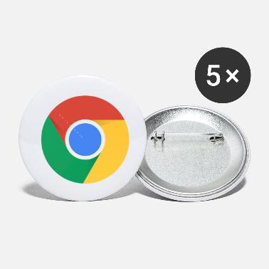 Chrome Chrome. - Small Buttons