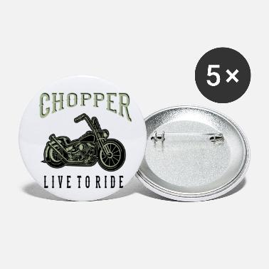 Chopper chopper - Small Buttons