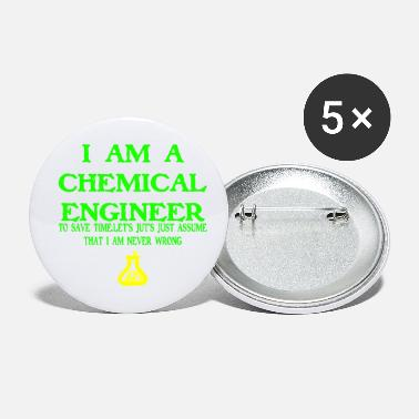 Chemical Chemical Engineer - Small Buttons