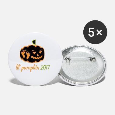 World Trade Centre Lil Pumpkin - Small Buttons