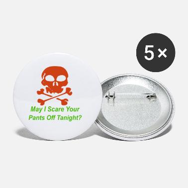 Pickup Line Halloween pickup line - Small Buttons