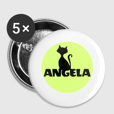 Firstname Angela Name Firstname - Small Buttons