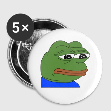 pepe merch - Small Buttons