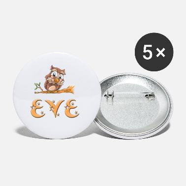 Eve Eve Owl - Small Buttons