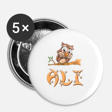 Ali Ali Owl - Small Buttons