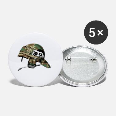 Marine marines - Small Buttons