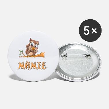 Mami Mamie Owl - Small Buttons