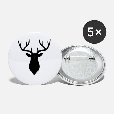 Moose moose - Small Buttons