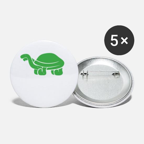 Turtle Buttons - Turtle - Small Buttons white