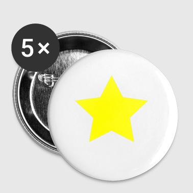 Shop Big Stars Buttons Online Spreadshirt