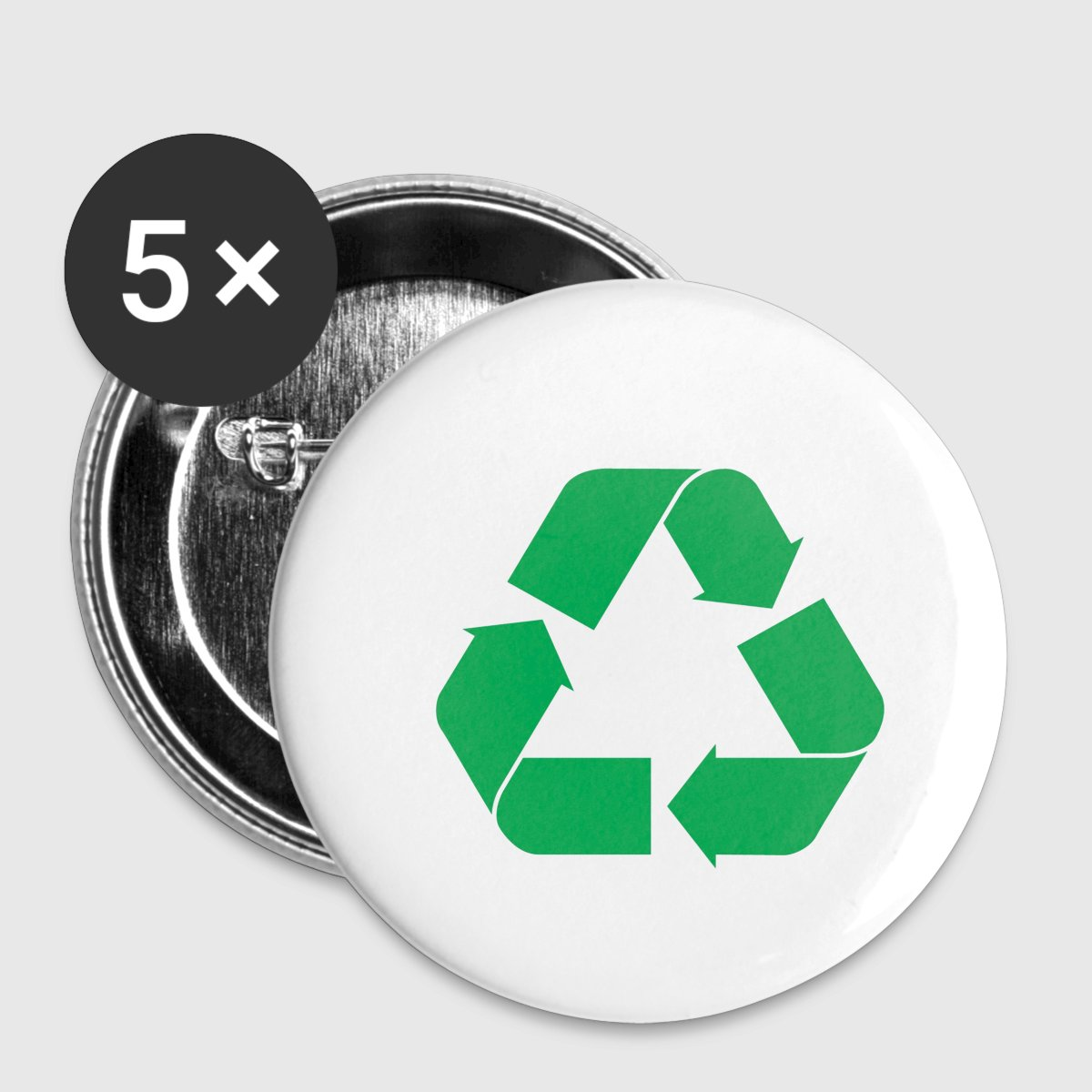 Recycle Symbol Hd By Gooner Spreadshirt
