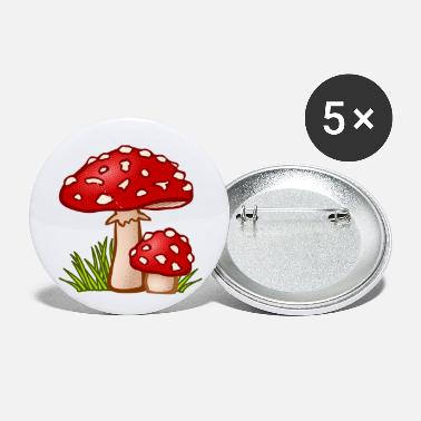 Fungal fungal - Small Buttons