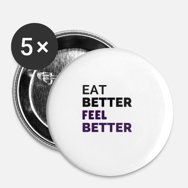 Nutrition Nutrition is key - Small Buttons