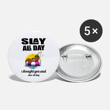 All Saints Day all day - Small Buttons